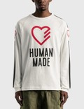 Human Made Heart Long Sleeve T-shirtの写真