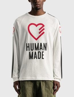 Human Made Heart Long Sleeve T-shirt