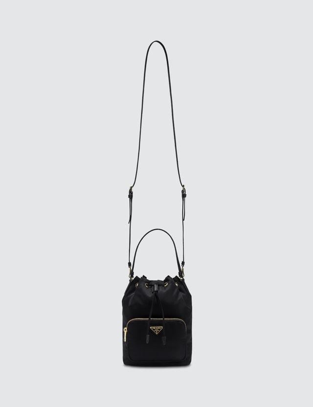 Prada Fabric Bucket Bag