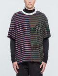 Mr. Completely Pique Sleeve S/S T-Shirt Picture