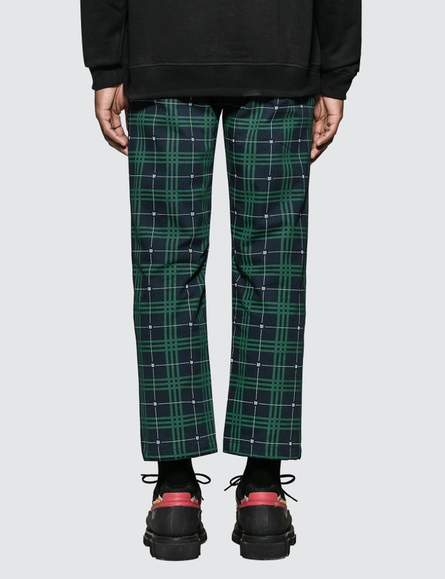 Wasted Paris Tartan Pants