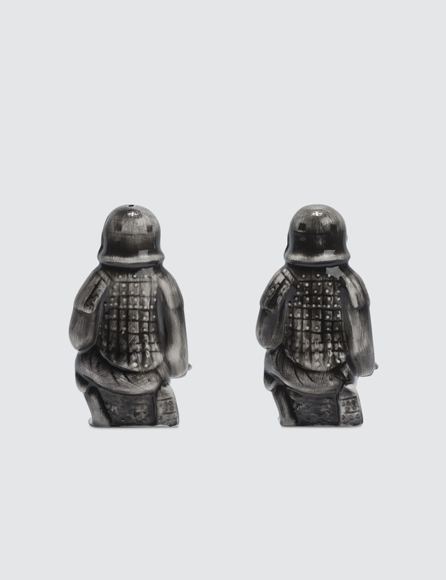 Yeenjoy Studio Terracotta Warror Stormtrooper Salt and Pepper Shaker Set