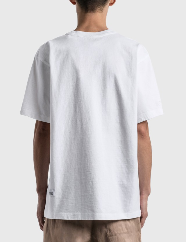 Heron Preston Heron Nightshift Oversized T-shirt White Men