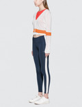 Calvin Klein Performance Color Block Crop Jacket