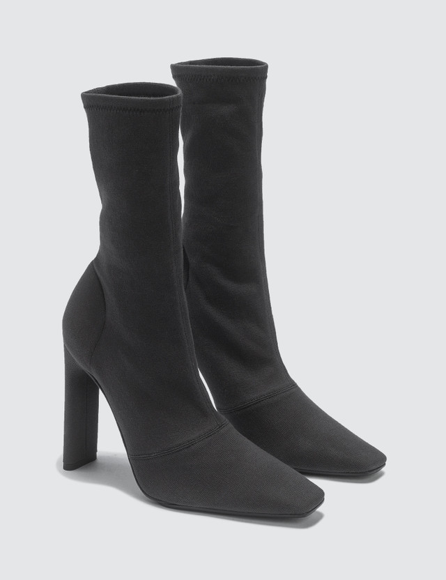 Yeezy Stretch Ankle Boots 110mm