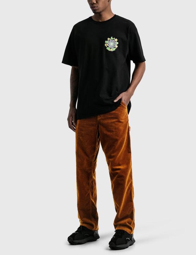 Real Bad Man Hard Times T-Shirt Black Men