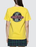 Stussy Globe Short Sleeve T-shirt Picture