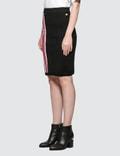GCDS Basic Logo Skirt