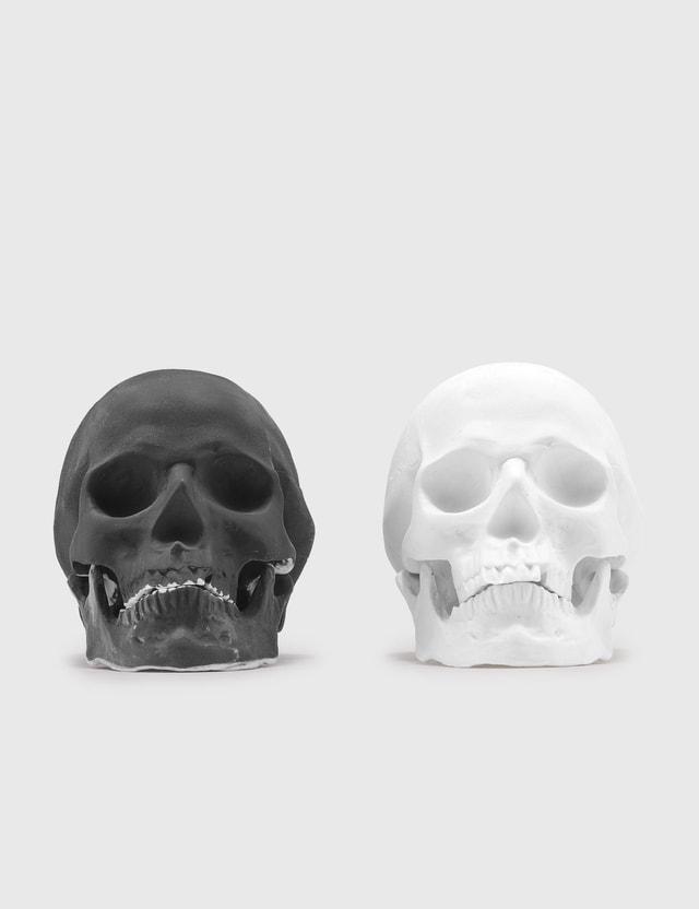 Yeenjoy Studio Human Skeleton Flower Pot Black Unisex