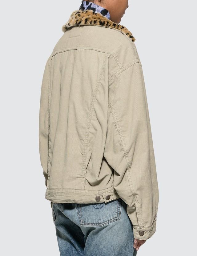 R13 Reed Oversized Trucker Jacket