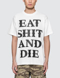Sankuanz Eat Shit And Die T-Shirt Picture