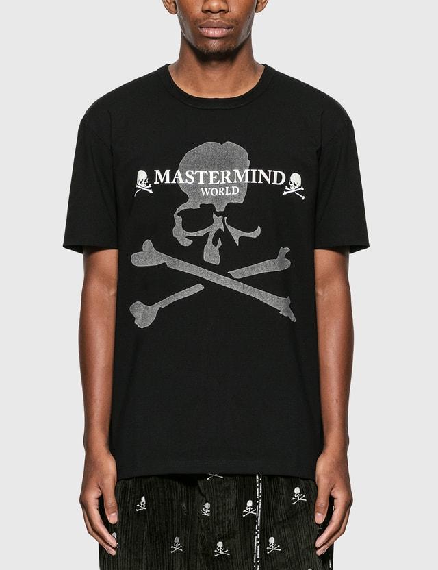 Mastermind World Reflective Logo T-Shirt