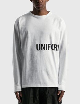 uniform experiment Authentic Long Sleeve T-shirt
