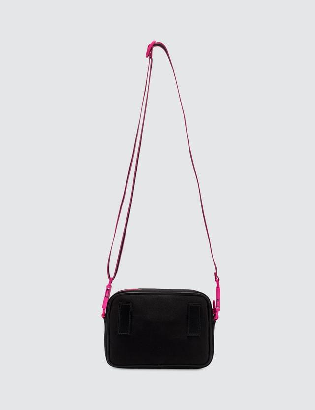 Marcelo Burlon Cross Fluo Belt Strap Bag