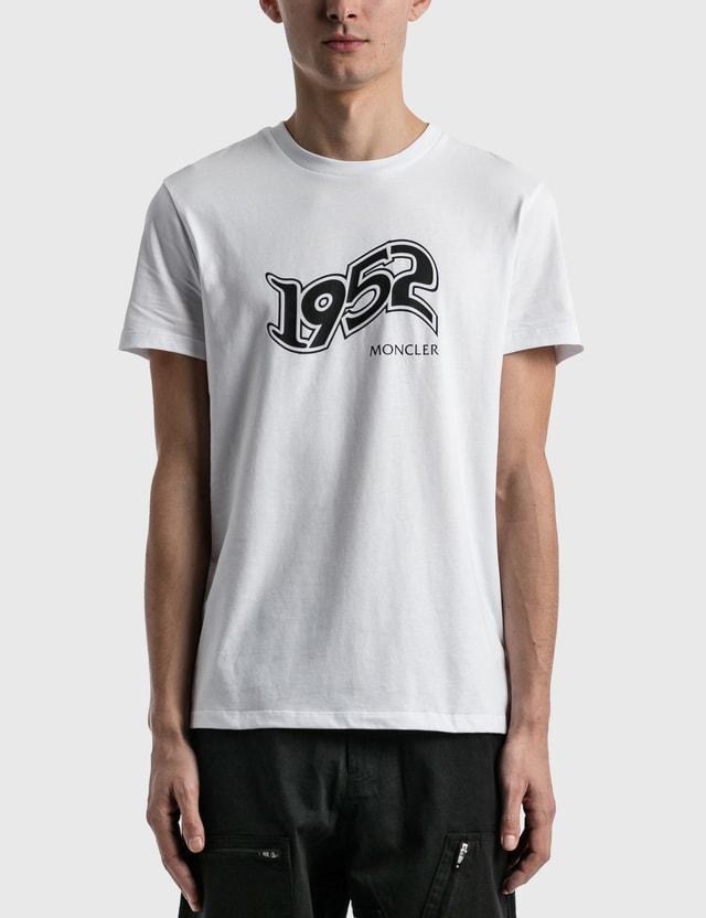 Moncler Genius 1952 T-shirt White Men