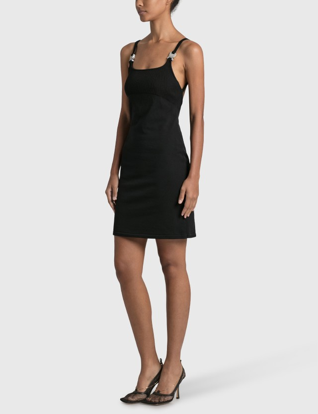 1017 ALYX 9SM Knit Disco Dress Black Women