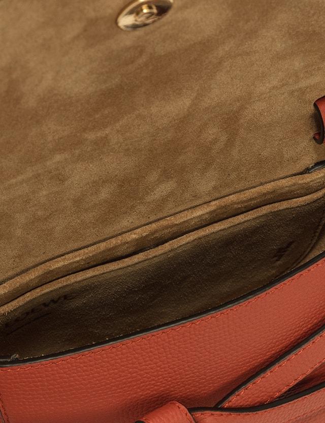 Loewe Mini Gate Dual Bag