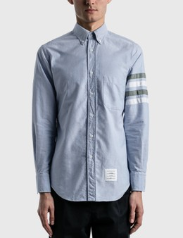 Thom Browne Classic Fit Oxford Shirt
