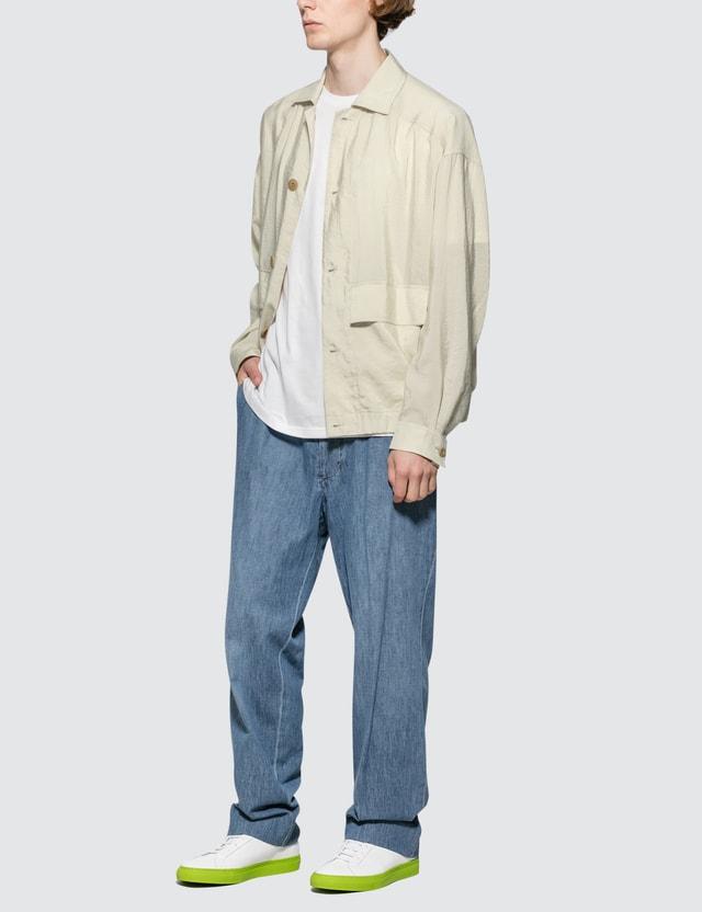 Lemaire Oversized Blouson Jacket