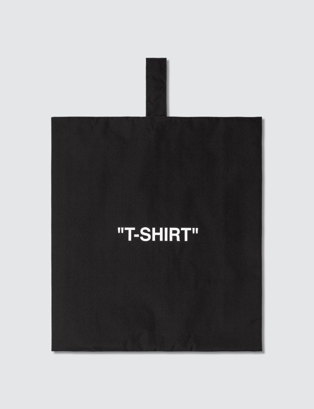 """Off-White """"T-SHIRT"""" Pouch"""