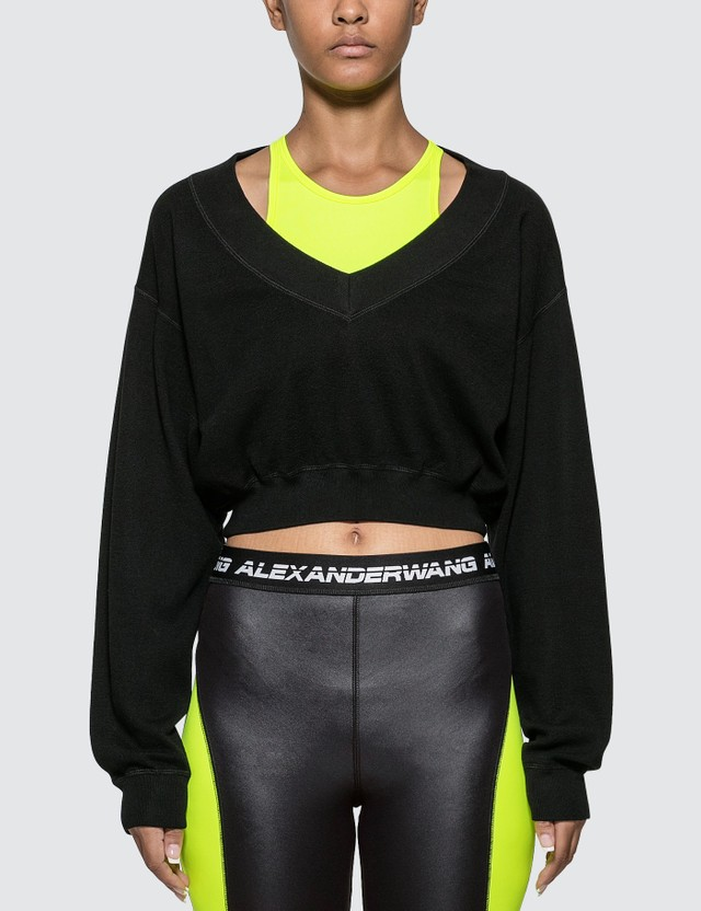 Alexander Wang.T Bi-layer Sweater