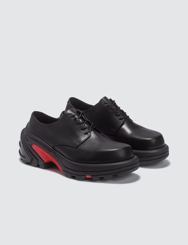 1017 ALYX 9SM Derby Shoes With Removable Vibram Sole