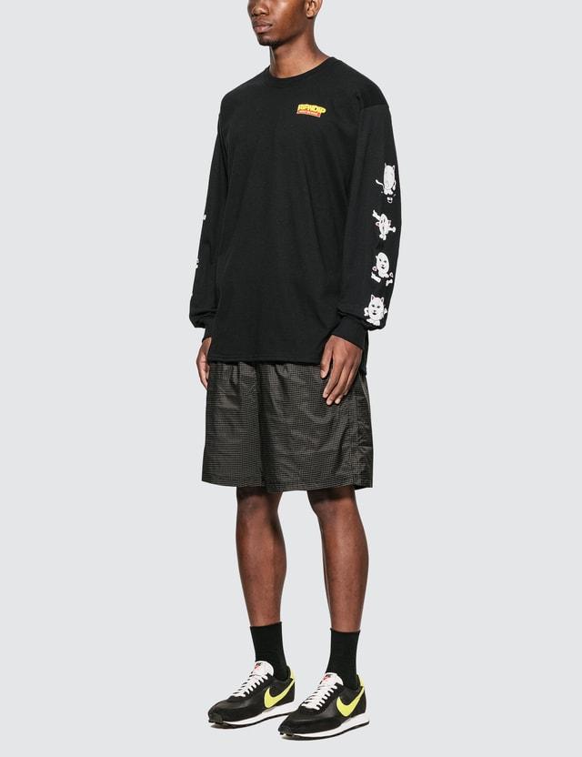 RIPNDIP Nerm Story Long Sleeve T-Shirt