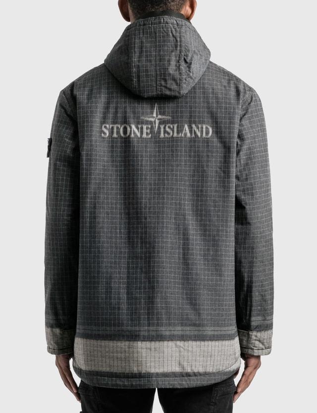 Stone Island Reflective Pullover Nero Men