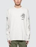 Maharishi Stencil Dragon L/S T-Shirt Picture