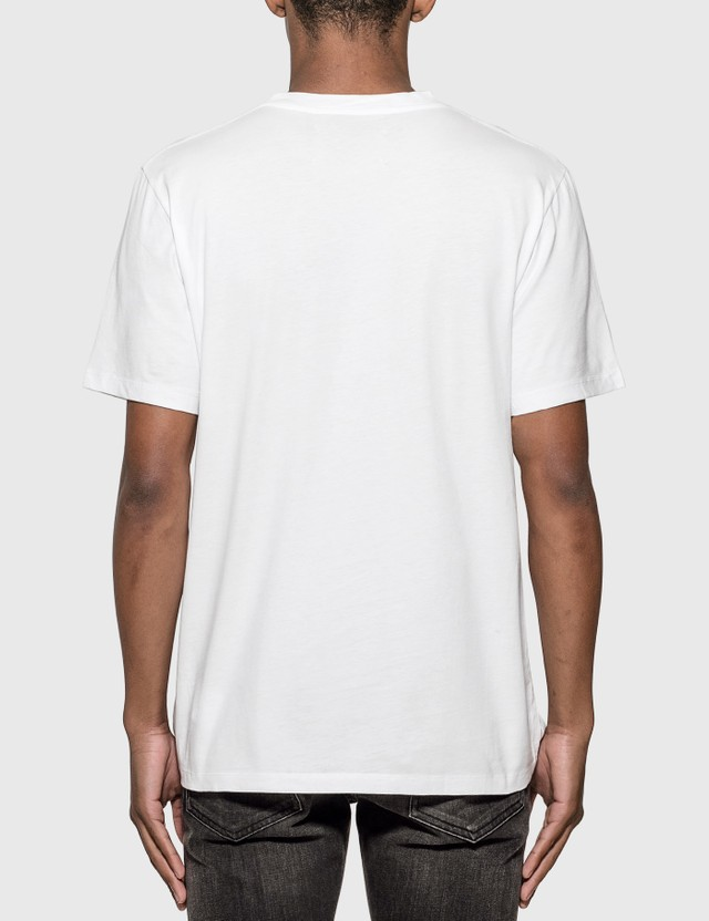 Maison Margiela 3 팩 티셔츠 White-off White- Cream Men