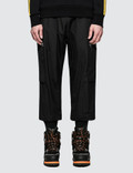 Stella McCartney Sweatpants with Ribbed Hem And Zip Details Picutre