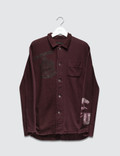 Undercover Burgundy Jacket Picture