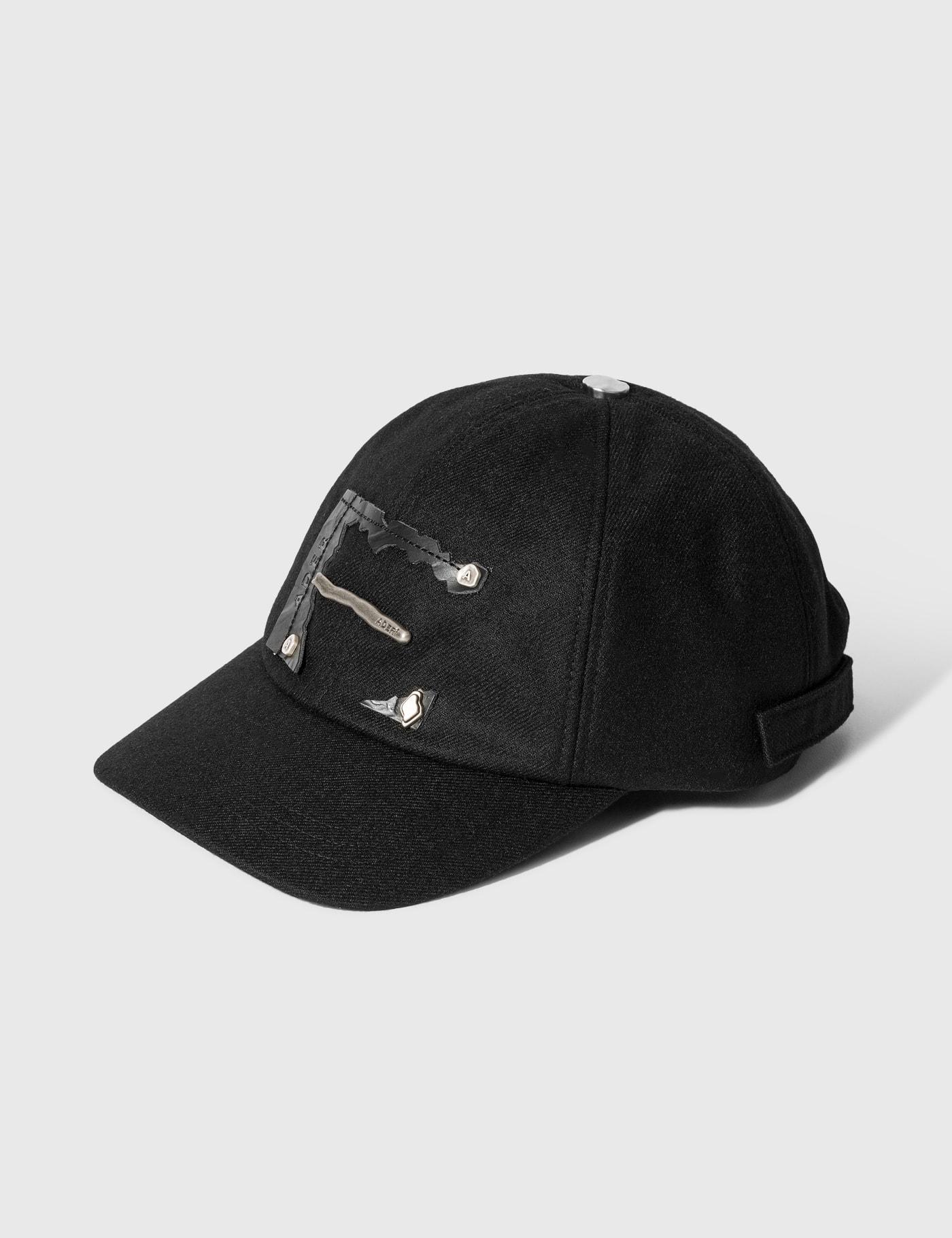 Ader Error TORN LABEL CAP