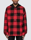 Mastermind World Check Plaid Shirt Jacket Picutre