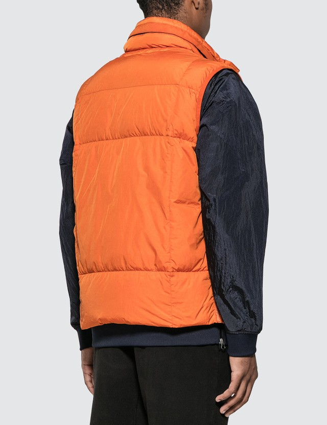 Stone Island Crinkle Reps NY Down Vest