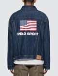 Polo Ralph Lauren Dungaree Sports Throwback Jacket