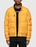Off-White Reversible Arrow Light Puffer Jacket
