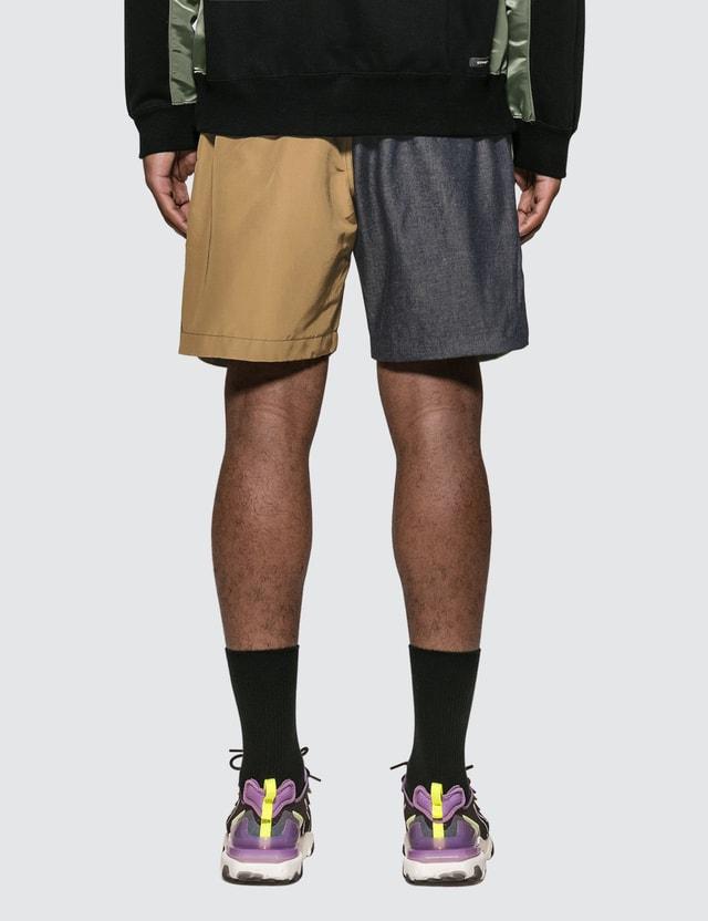 SOPHNET. Wide Shorts