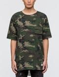 Profound Aesthetic Cargo Pocket S/S T-Shirt Picutre