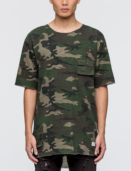 Profound Aesthetic Cargo Pocket S/S T-Shirt