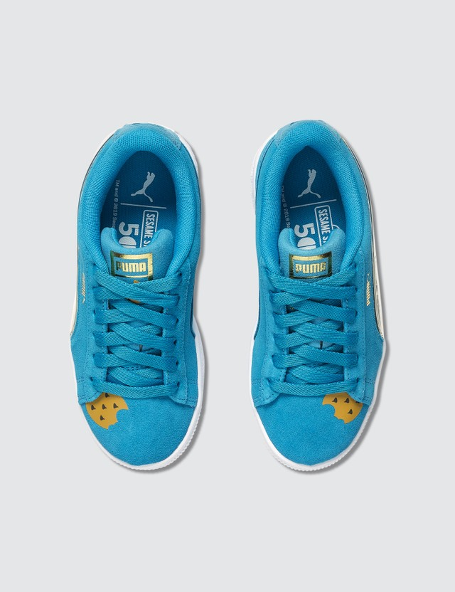 Puma Puma x Sesame Street 50 Suede Statement PS (Kids)