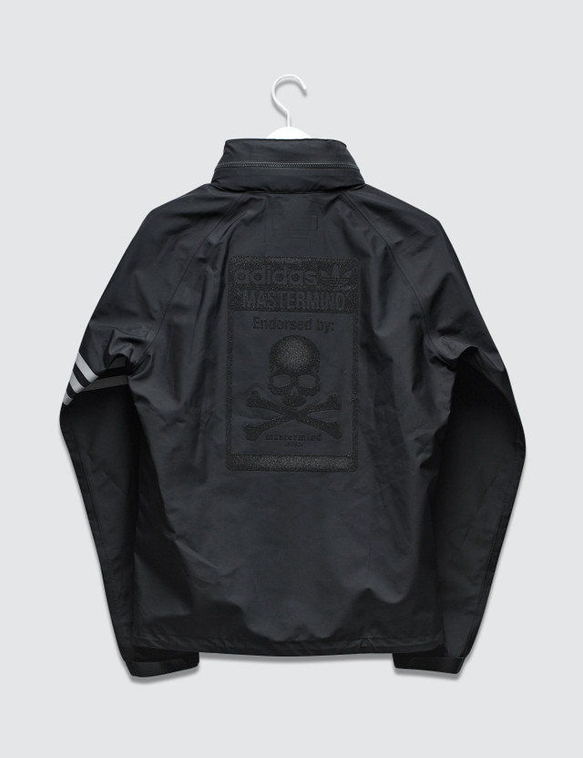 the best big discount official images Mastermind Japan mastermind JAPAN X adidas Originals Shell Jacket ...