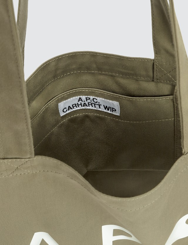 A.P.C. A.P.C. x Carhartt Shopping Bag