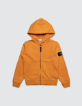 Stone Island Basic Zip Up Hoodie (Infant) Picutre