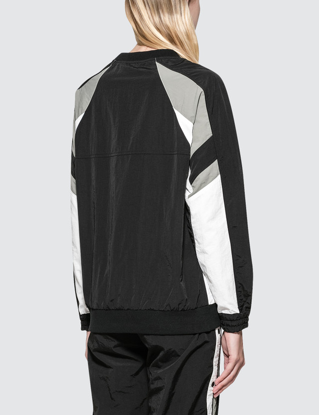 X-Girl Paneled Track Top