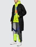 Rokit Kappa x Rokit Nightwing Trackpant Grey Men