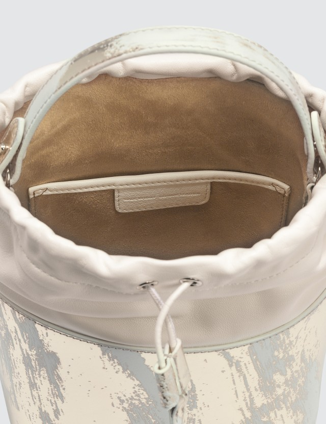Maison Margiela Mini Bucket Crossbody Bag