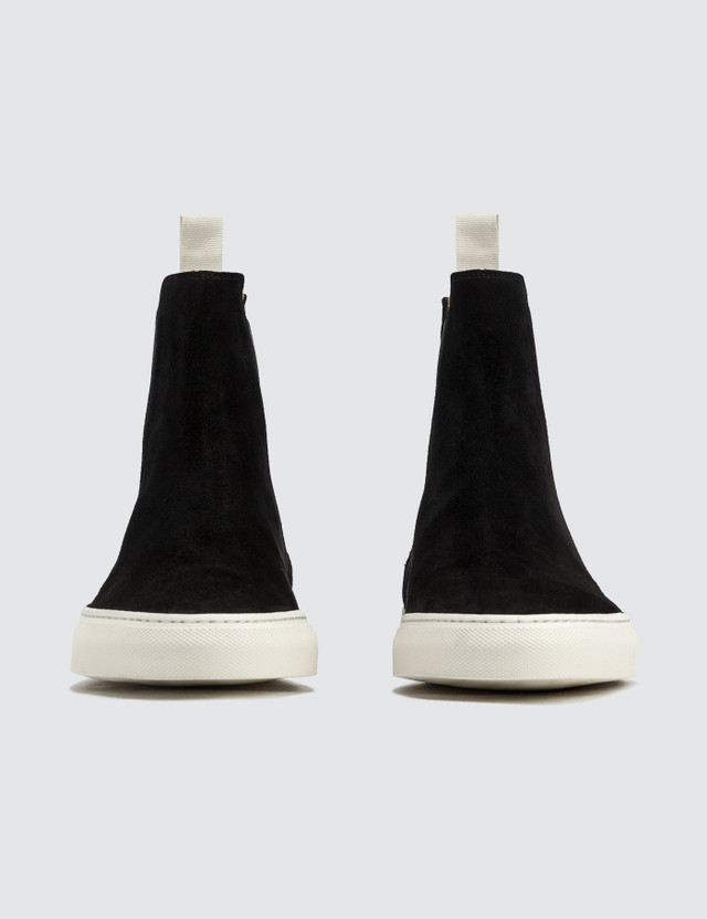 Common Projects Chelsea Rec In Suede