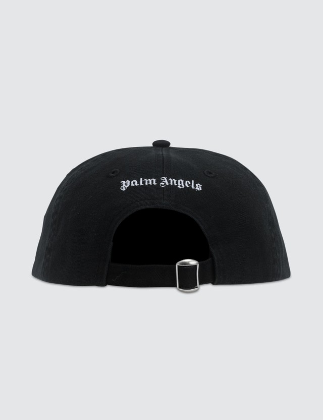 Palm Angels New College Logo Cap