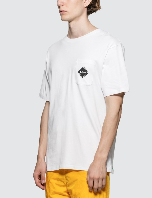 F.C. Real Bristol Oversized Logo Pocket T-shirt